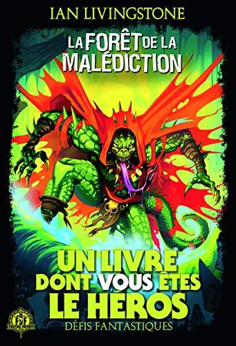 9782075100748: Défis Fantastiques, 3 : La Forêt de la Malédiction