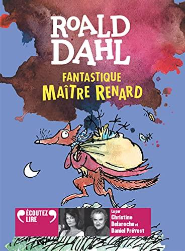 9782075101509: Fantastique Maître Renard