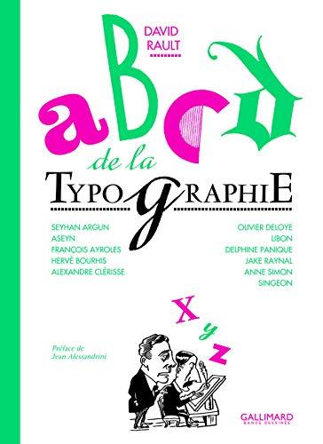 9782075102704: ABCD de la typographie