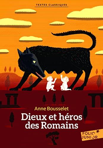 9782075104395: Dieux et héros des Romains