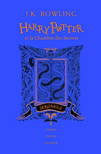 Harry Potter, II : Harry Potter et la Chambre des Secrets: Serdaigle