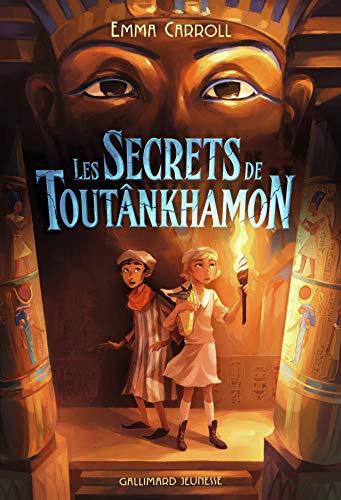 9782075129787: Les secrets de Toutânkhamon