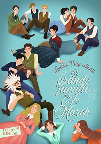 9782075141345: La grande famille de Jo March