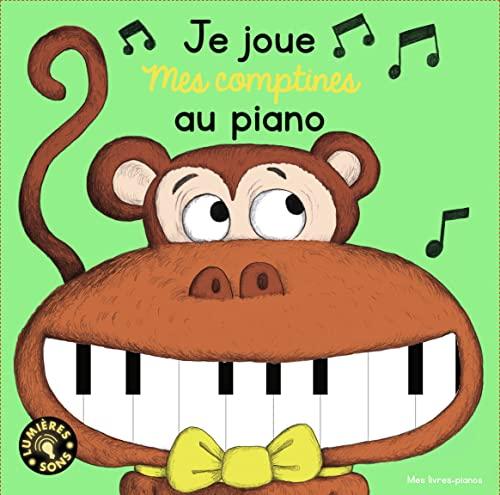 9782075142021: Je joue mes comptines au piano - Livre sonore - Dès 3 ans