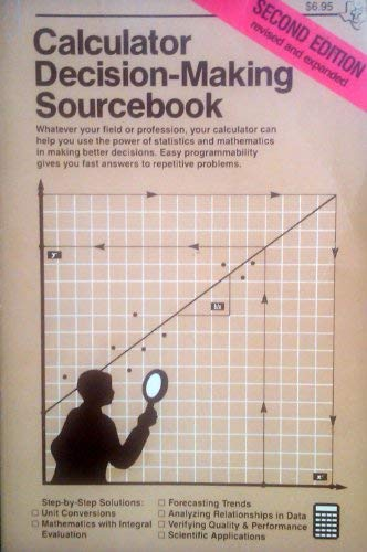 9782077580494: Calculator Decision-Making Sourcebook