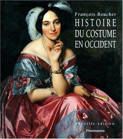 9782080101570: Histoire du costume en Occident