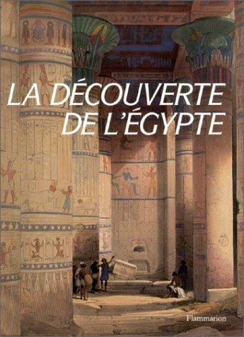 9782080102966: La découverte de l'Égypte