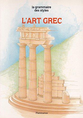 9782080103543: L'Art grec