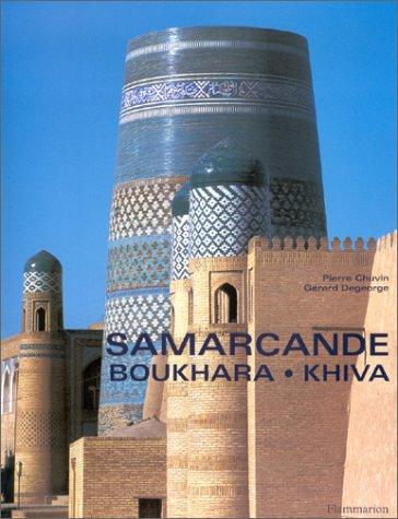 9782080105691: Samarcande: Boukhara, Khiva (French Edition)
