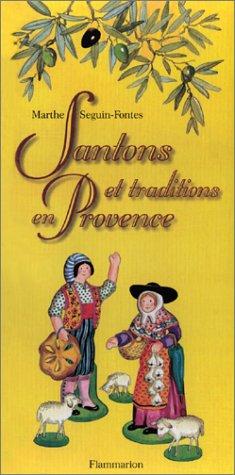 9782080105752: Santons et traditions en Provence