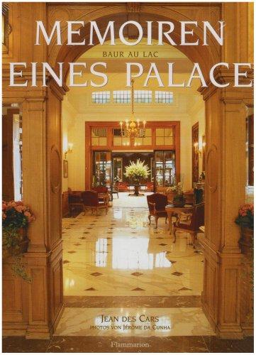 Memoires d'un Palace (Version Allemande) (French Edition): Des Cars Jean