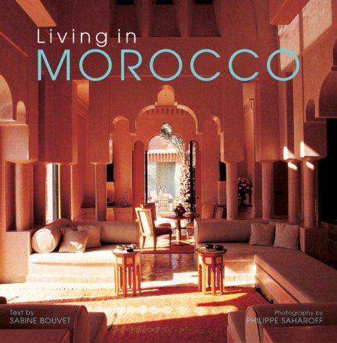 9782080108784: Living in morocco (en anglais)