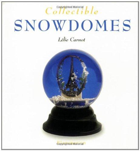 9782080108890: Collectible Snowdomes
