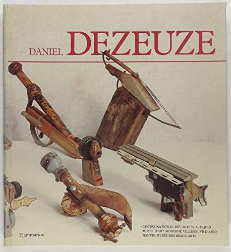 9782080109156: Daniel Dezeuze (Monographies)