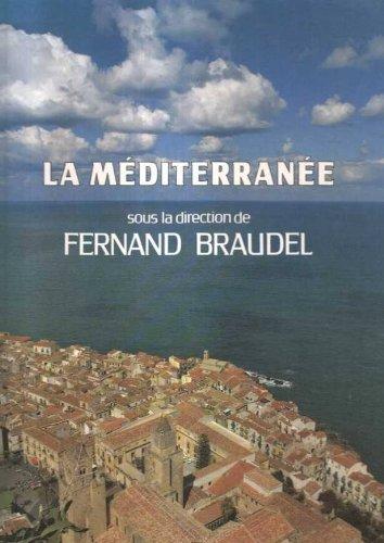 9782080109811: La méditerranée Tome 1 : L'espace et l'histoire