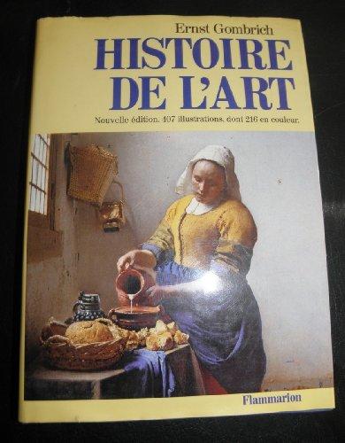 9782080109934: Histoire de l'art: - TRADUIT DE L'ANGLAIS NOUVELLE EDITION - 407 ILLUSTRATIONS DONT, 216 EN COULEUR