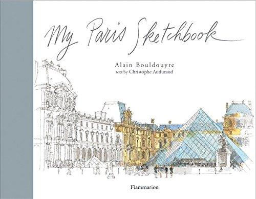 9782080111371: My Paris Sketchbook (My Sketchbook)