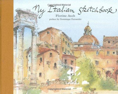 My Italian Sketchbook: Dominique Fernandez