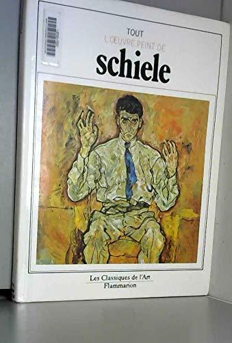 9782080112217: Tout l'oeuvre peint de Egon Schiele