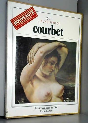 """Tout l'Å""""uvre peint de Courbet (Les Classiques de l'art) (French Edition) (2080112252) by Gustave Courbet"""