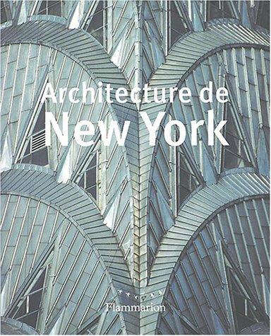 Architecture de New York (French Edition): Richard Berenholtz