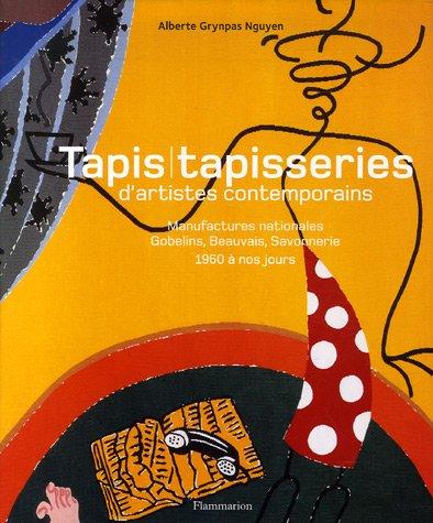 9782080114150: tapis tapisserie d'artistes contemporains, 1960-2005