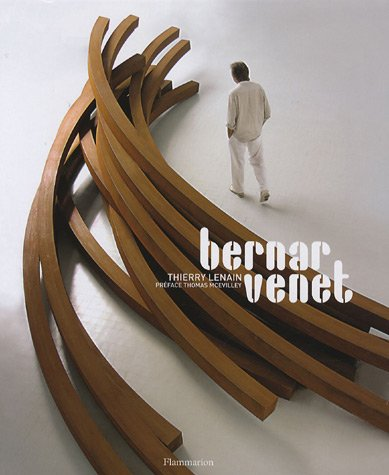 Bernar Venet (French Edition): Thierry Lenain