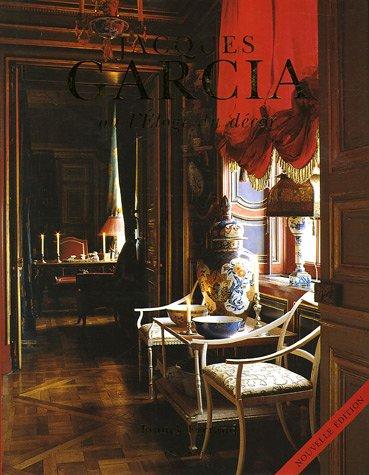 9782080114655: Jacques garcia ou l'eloge du decor (ne) (STYLE ET DESIGN)