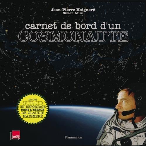 9782080114846: Carnet de bord d'un cosmonaute (1Cédérom) (French Edition)