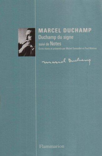 9782080116642: Marcel Duchamp (French Edition)