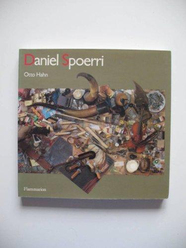 9782080121400: Daniel Spoerri (La Creation contemporaine) (French Edition)
