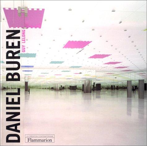 9782080121950: Daniel Buren (La creation contemporaine)
