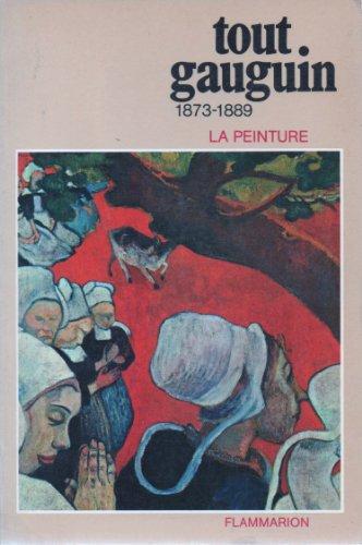Tout Gauguin 1889: Peinture, La
