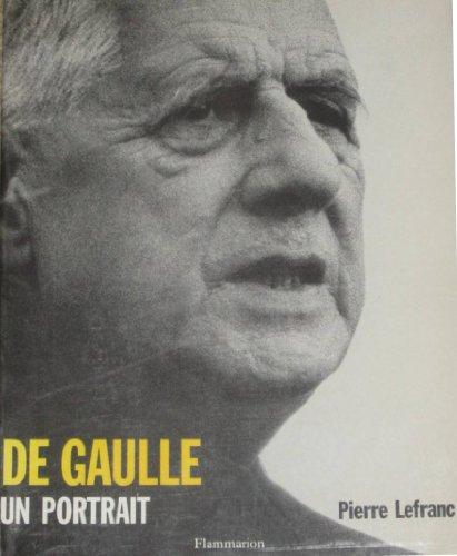 9782080124340: DE GAULLE UN PORTRAIT