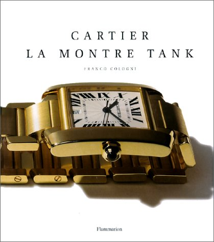 9782080124838: La Montre Tank
