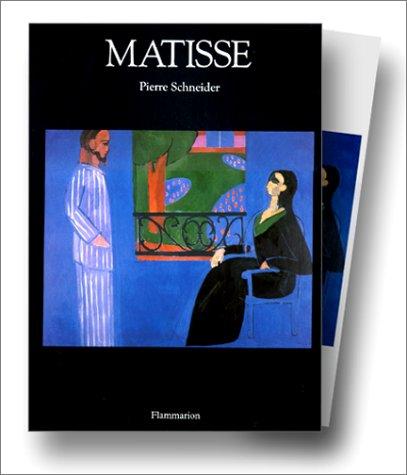MATISSE (RELIE SOUS COFFRET): SCHNEIDER PIERRE