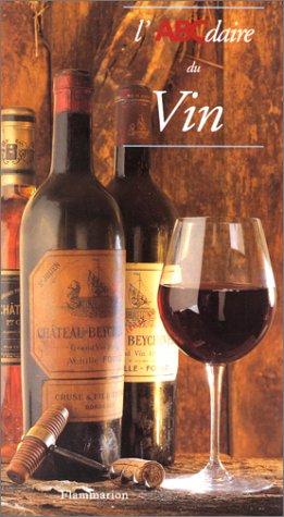 9782080125927: L'ABCdaire du vin