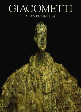 Giacometti: Yves Bonnefoy