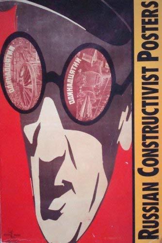 Russian Constructivist Posters: Barkhatova, Elena editor