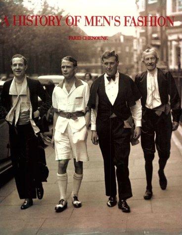 9782080135360: A History of Men's Fashion (Beaux Livres)