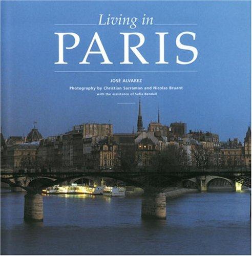 9782080136213: Living In Paris