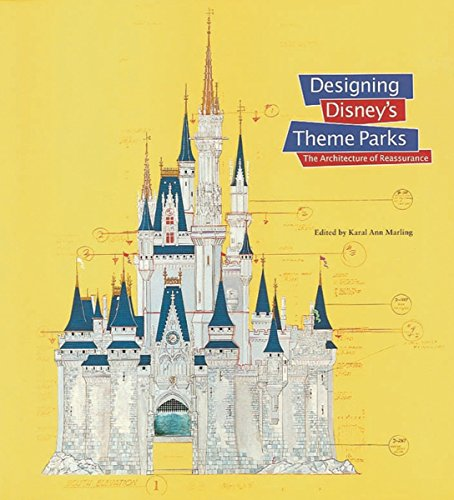 9782080136398: Designing Disney's Theme Parks: The Architecture of Reassurance