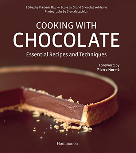 9782080200815: Cooking with Chocolate: Essential Recipes and Techniques