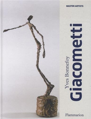 Giacometti (Compact) (Master Artists): Yves Bonnefoy