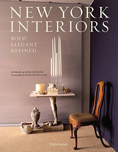 9782080201058: New York Interiors: Bold · Elegant · Refined