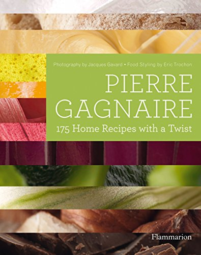 9782080201126: Pierre Gagnaire: 175 Home Recipes with a Twist