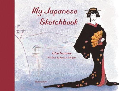 9782080201232: My Japanese Sketchbook