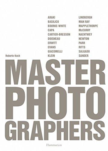 9782080201331: Master Photographers