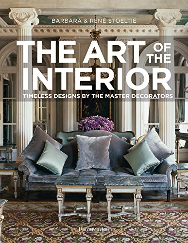 9782080201409: The Art of the Interior: Timeless Designs by the Master Decorators
