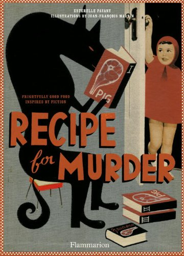 9782080201478: Recipe for Murder: Frightfully Good Food Inspired by Fiction